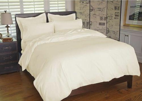 Warm Home Thread Count Sateen Pillow Cases