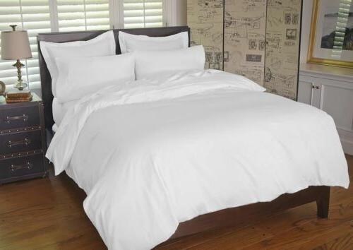 Warm Home Thread Count Cotton Pillow Cases