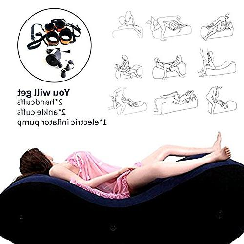 Beser Inflatable Sofa Yoga Chaise