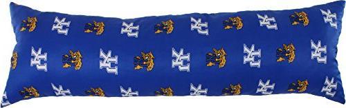 kentucky wildcats printed pillow