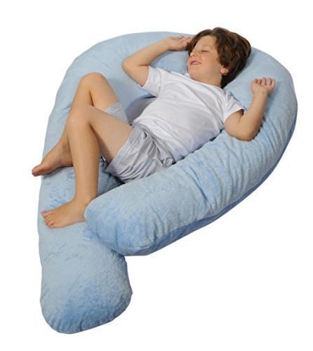 kids comfort u plush pillow