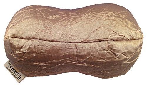 lavender neck pillow gold warming