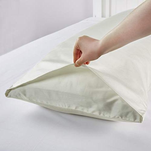 MoMA Pillow Cover XL High Thread Pillowcase Luxury Case Body Pillow Cover - Long