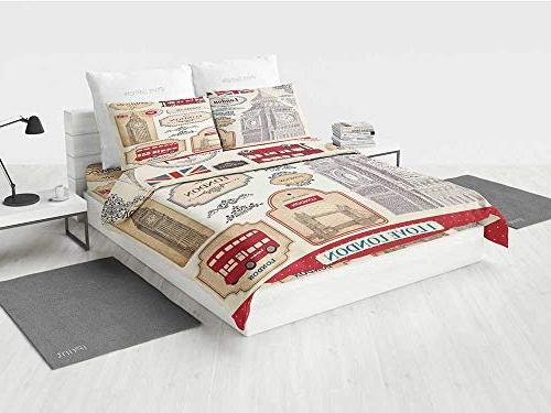 london frozen bedding set conventional