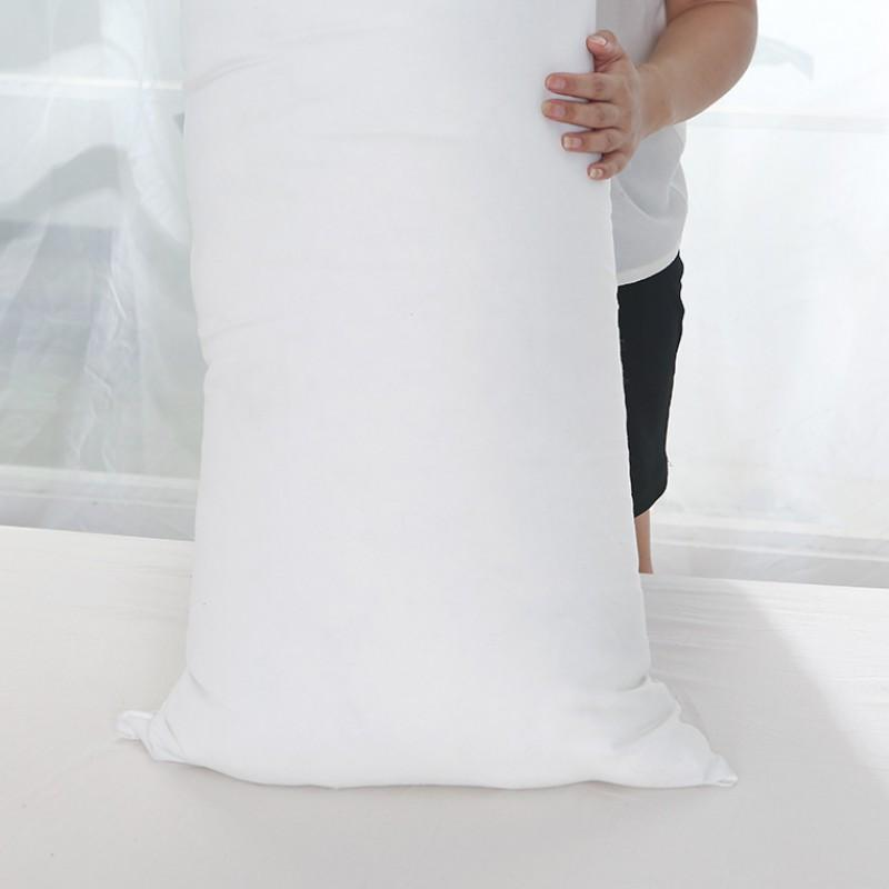 Long Inner <font><b>Body</b></font> Cushion Pad Anime Rectangle Sleep Nap Home White Accessories x