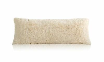 long hair body pillow cover with hidden