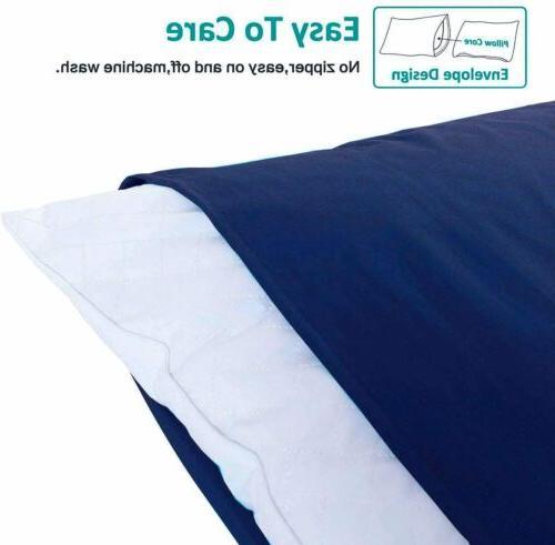 Ultra Soft Body Case Pillow Size