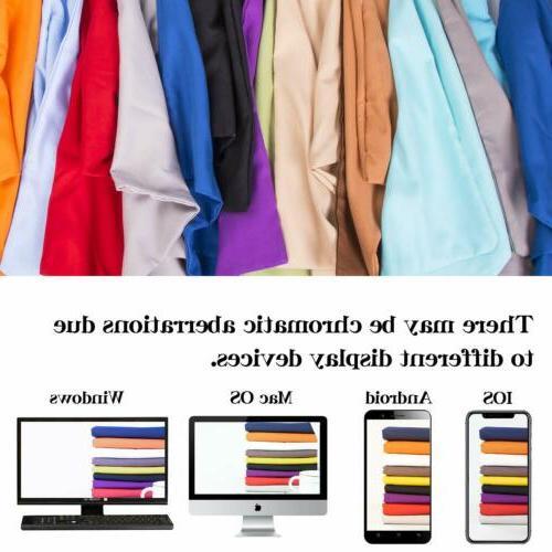 "Ultra Soft Body Case Microfiber Pillowcases Pillow Cover Size 20""x54"