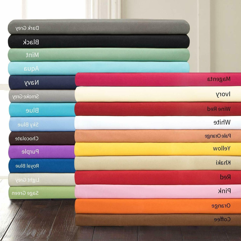 Ultra Soft Body Case Pillowcases