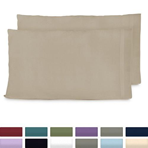 luxury bamboo king pillow cases