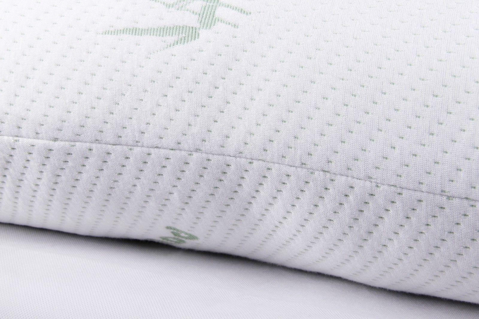 MADE MEMORY FOAM PILLOW HELPS BREATHING AND SNORING