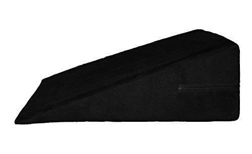 microsuede bed wedge replacement cover