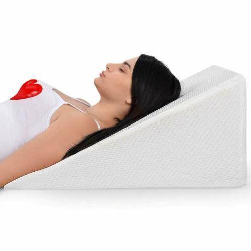 Multifunction Bed Wedge Pillow Body Leg Orthopedic Back