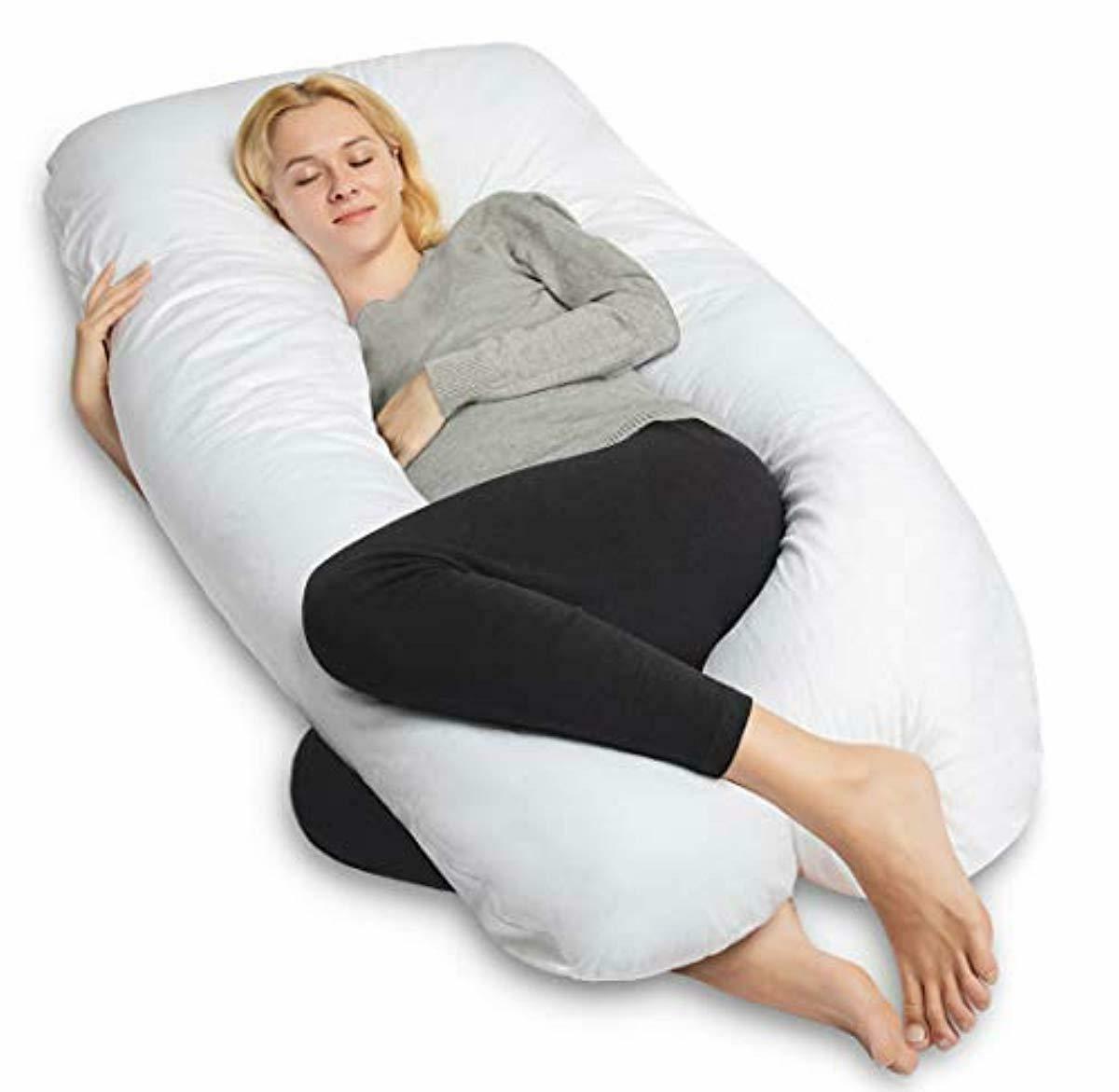 new pregnancy pillow u shaped full body