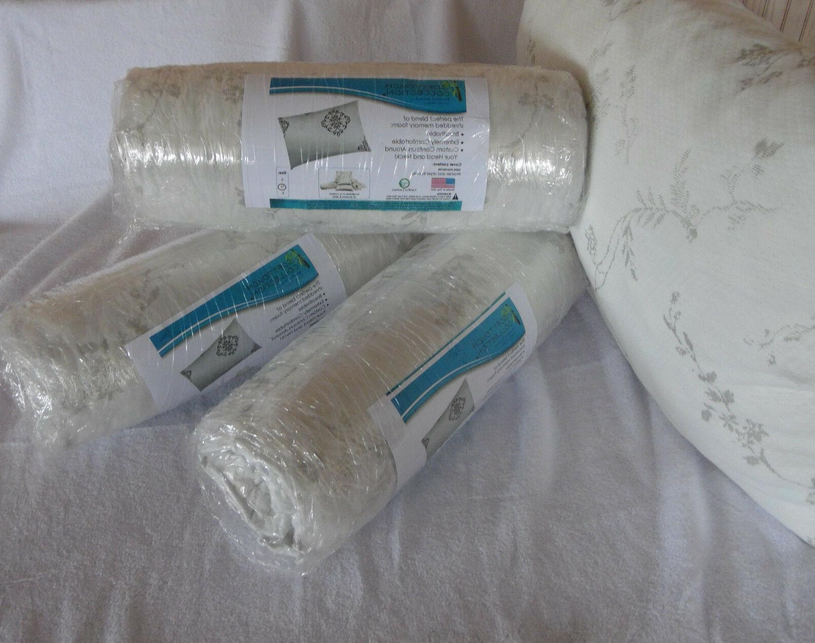 NEW softness THE USA FOAM BED PILLOW SIZES