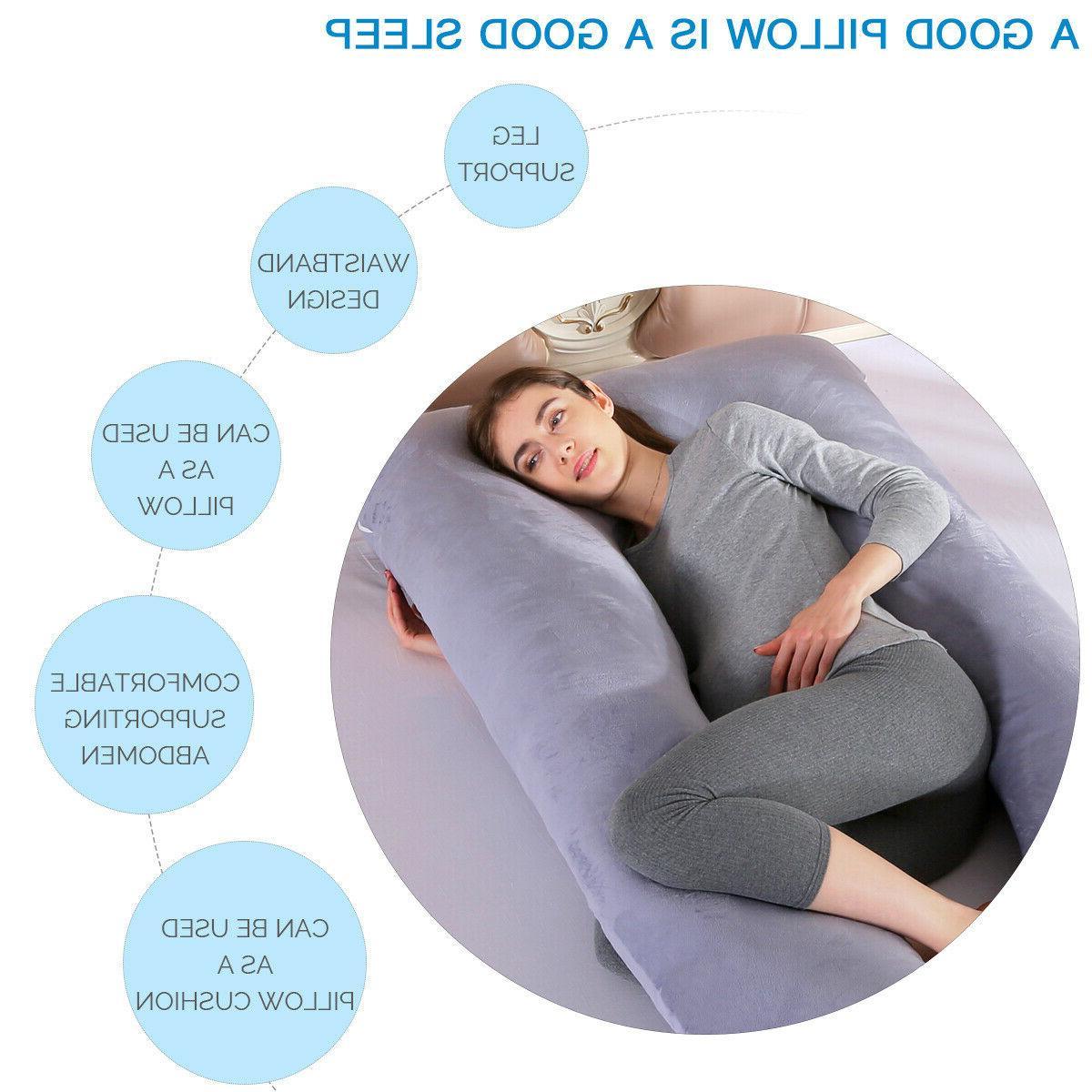 Oversized Maternity Full Pillow