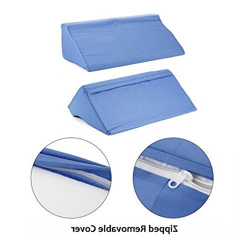 Patient Positioning Back Pillow Alignment Air Medical Cushion Positioners Pad Reflux - helps