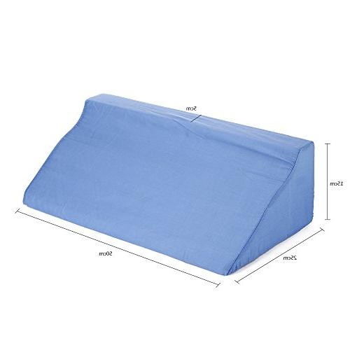 Patient Positioning Pillow Case Body Alignment Foam Medical Positioners Pad for Reflux - Laying Position