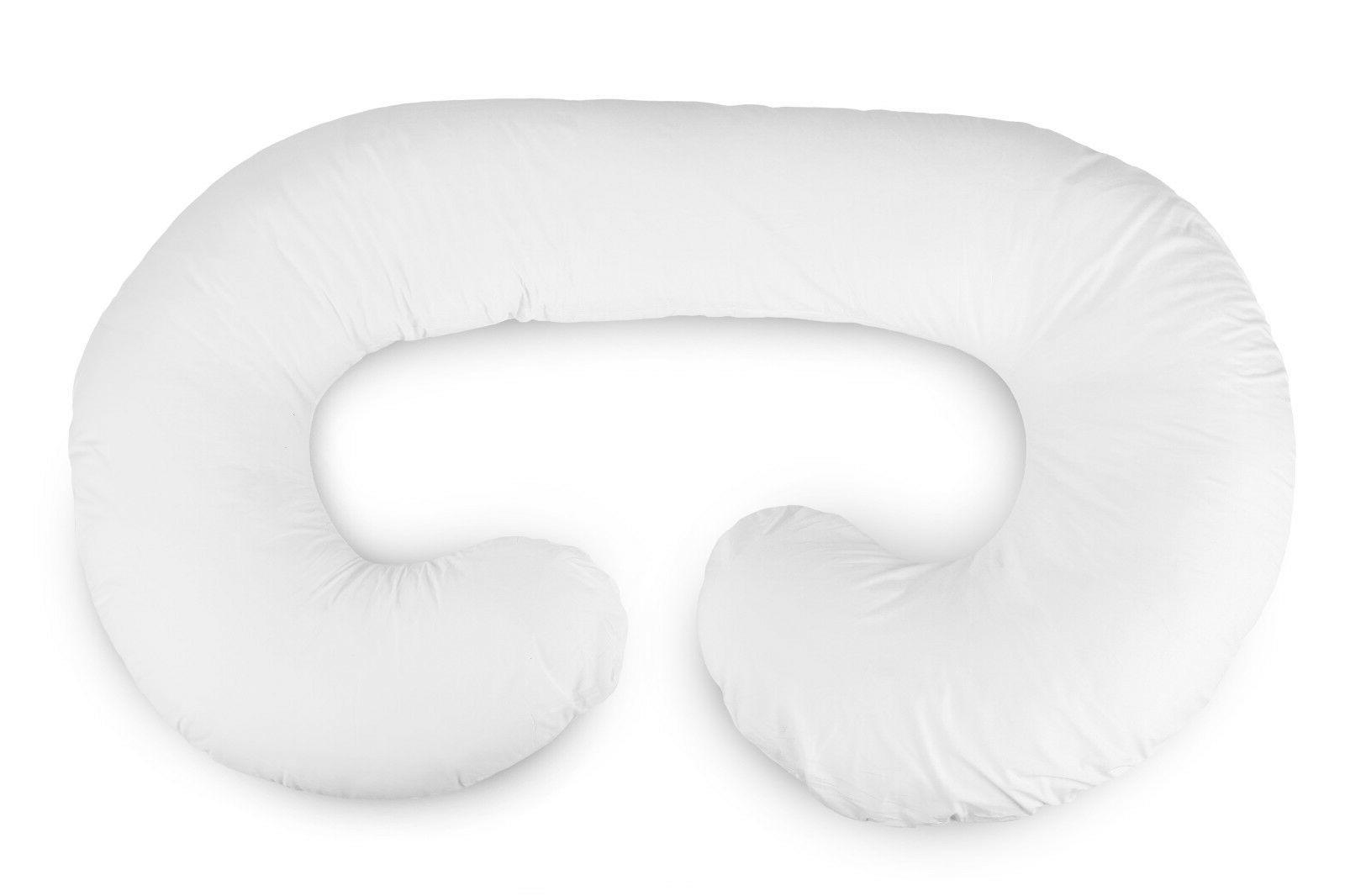 Full Pillow C Shaped Bed for Women by