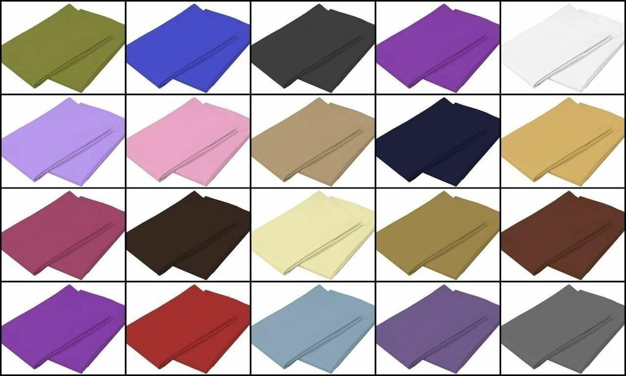 "Pillow 20""X All Colors TC 100% Cotton 2"