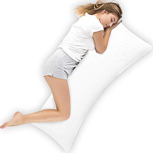 pillow ultra luxury bamboo shredded