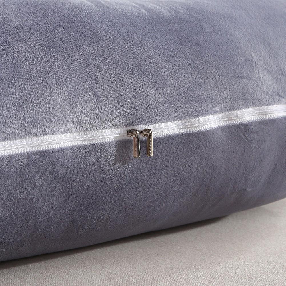 """Pregnancy Body Pillow Maternity Pillows for 57"""" Full"""