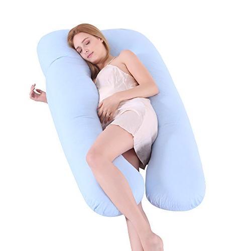 pregnancy pillow extra soft u