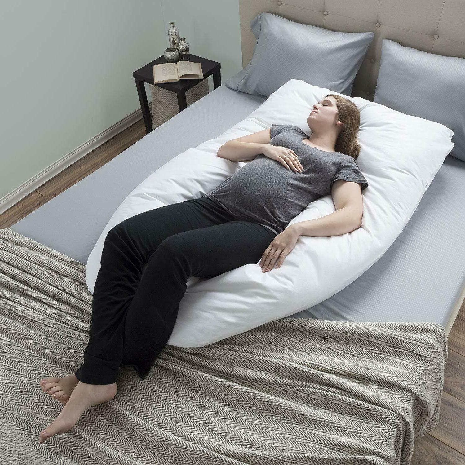 Pregnancy Pillow, Full Maternity with U-Shape