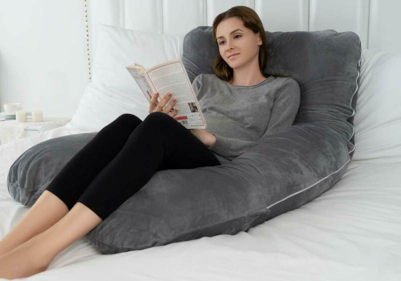 Queen - Full Body Maternity Pillow U