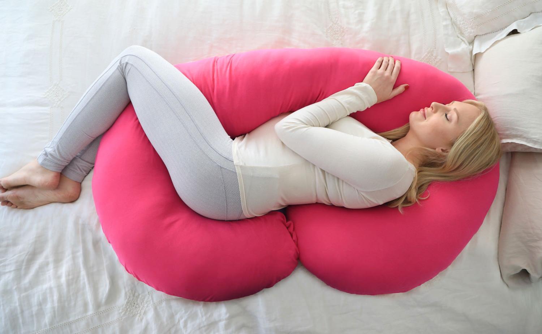 Pregnancy Pillow - Body Pillow for & PharMeDoc