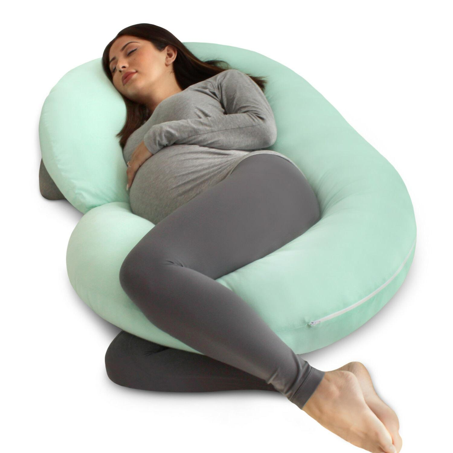 Pregnancy Pillow Body for & Pregnant Women PharMeDoc