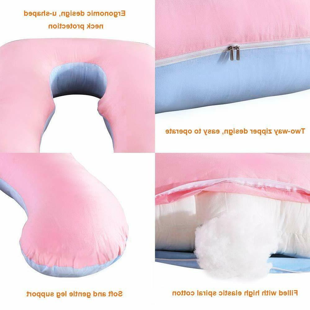 Pregnancy U-Shaped Pillow Pregnant Women
