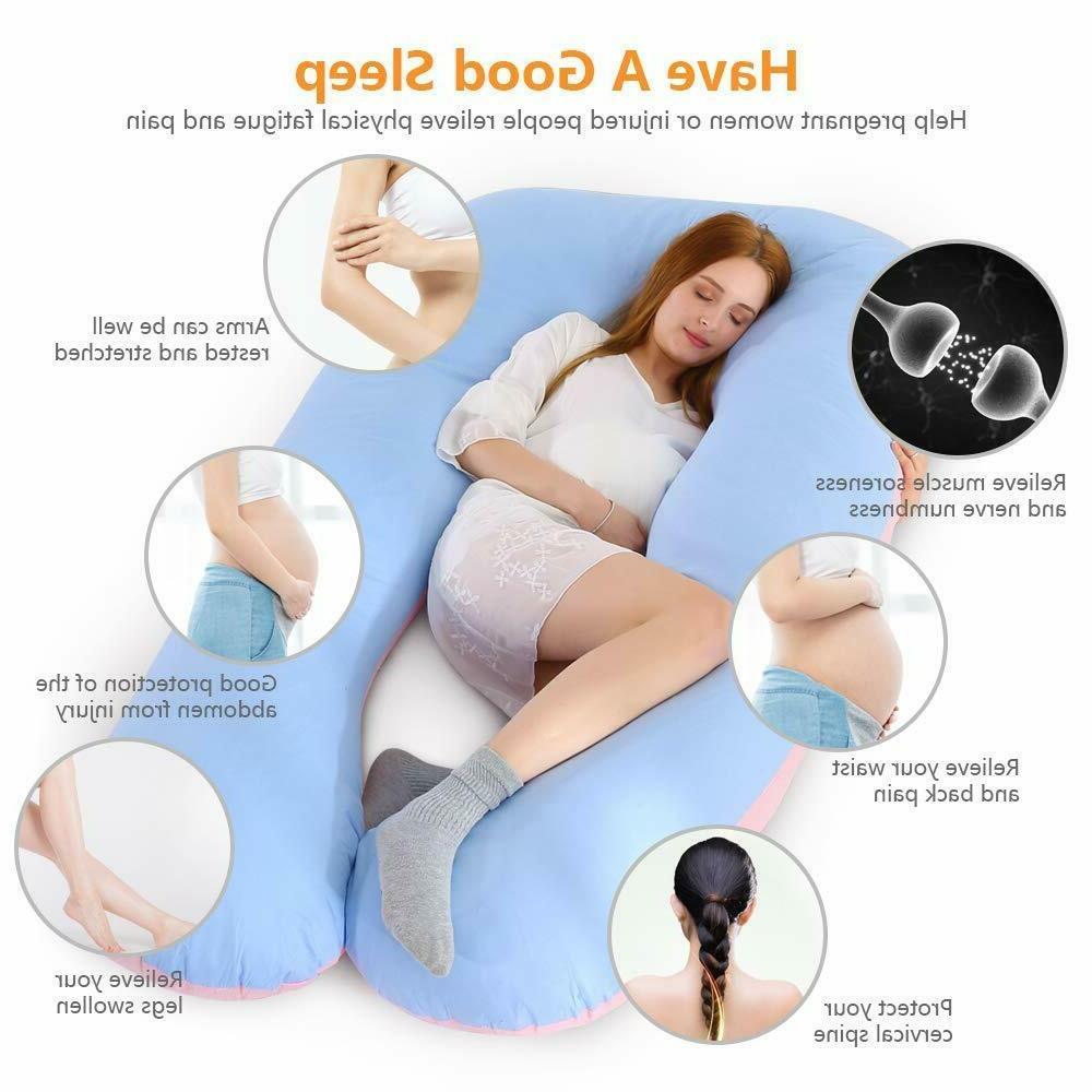 Pregnancy Body U-Shaped Maternity Pregnant