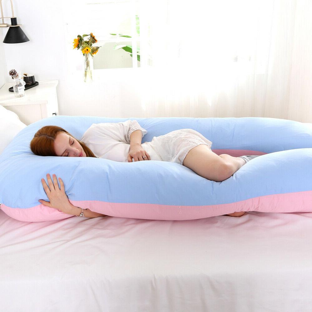 Pregnancy U-Shaped Pillow Pregnant