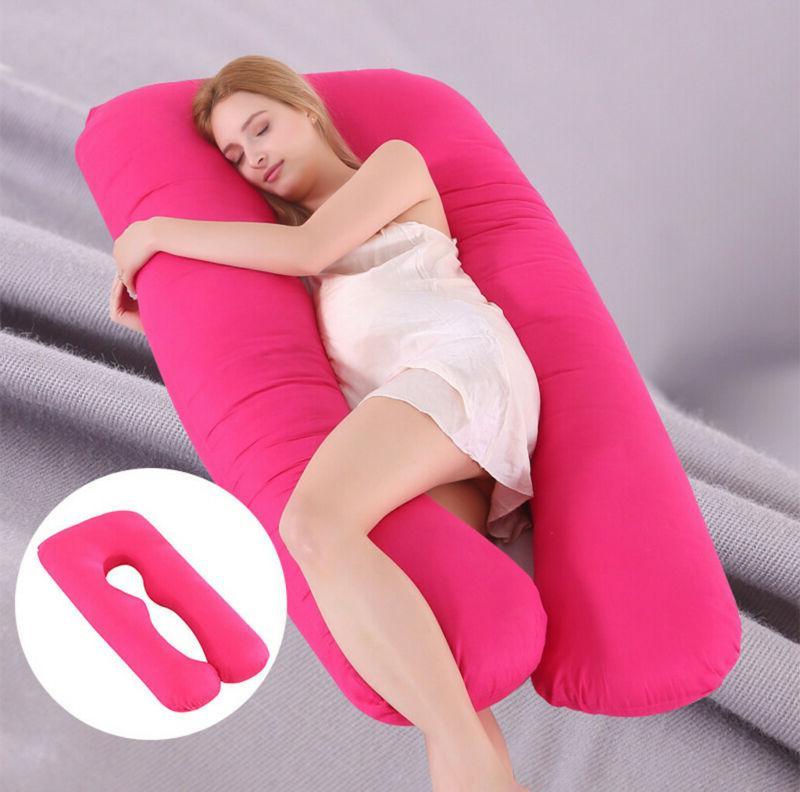 pregnancy pillow maternity belly contoured body u