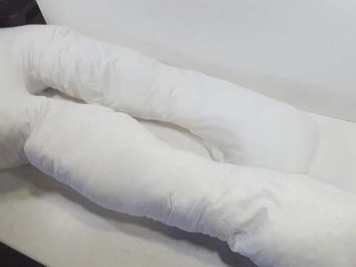 pregnancy pillow u shape full body maternity
