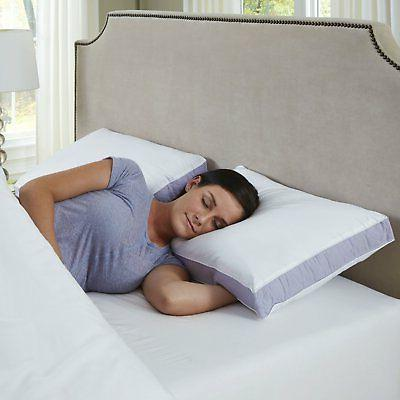 Perfect Quilted Density Pillow - Extra Firm Twin Pack