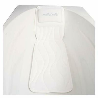 QuiltedAir BathBed Deluxe - Luxury Bath Pillow and Spa Cushi
