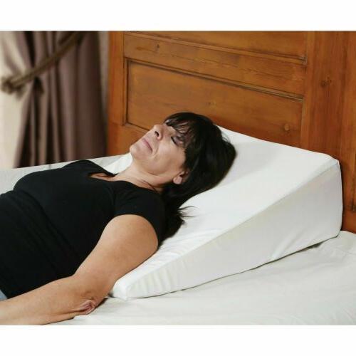 Relax Foam Cushion Neck Sleep +Cover