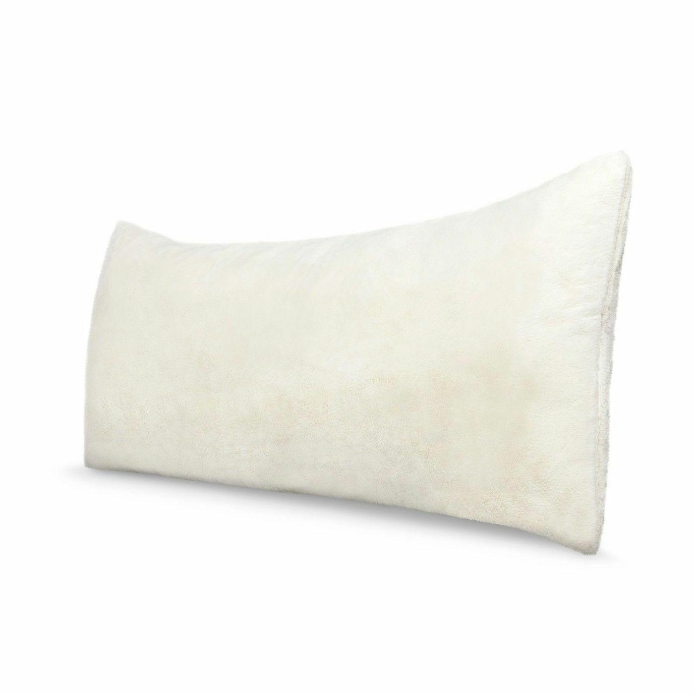 Room Essentials White Faux Case - Soft