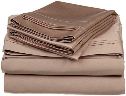 sheet set cotton 400 tc