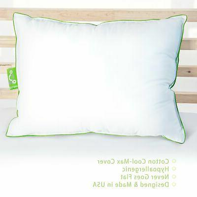 Sleep Yoga Designed Therapeutic Sleep Pillow,