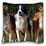 "Soft Pillow Case Cover Animal Pillowcase Standard Size 16""X1"