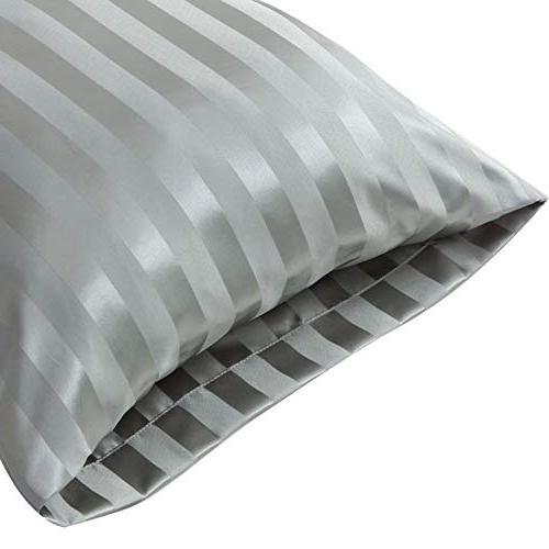 striped pillow cover pillowcase