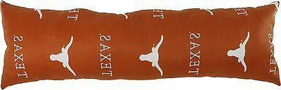 "Texas Longhorns Printed Body Pillow - 20"" x 60"""