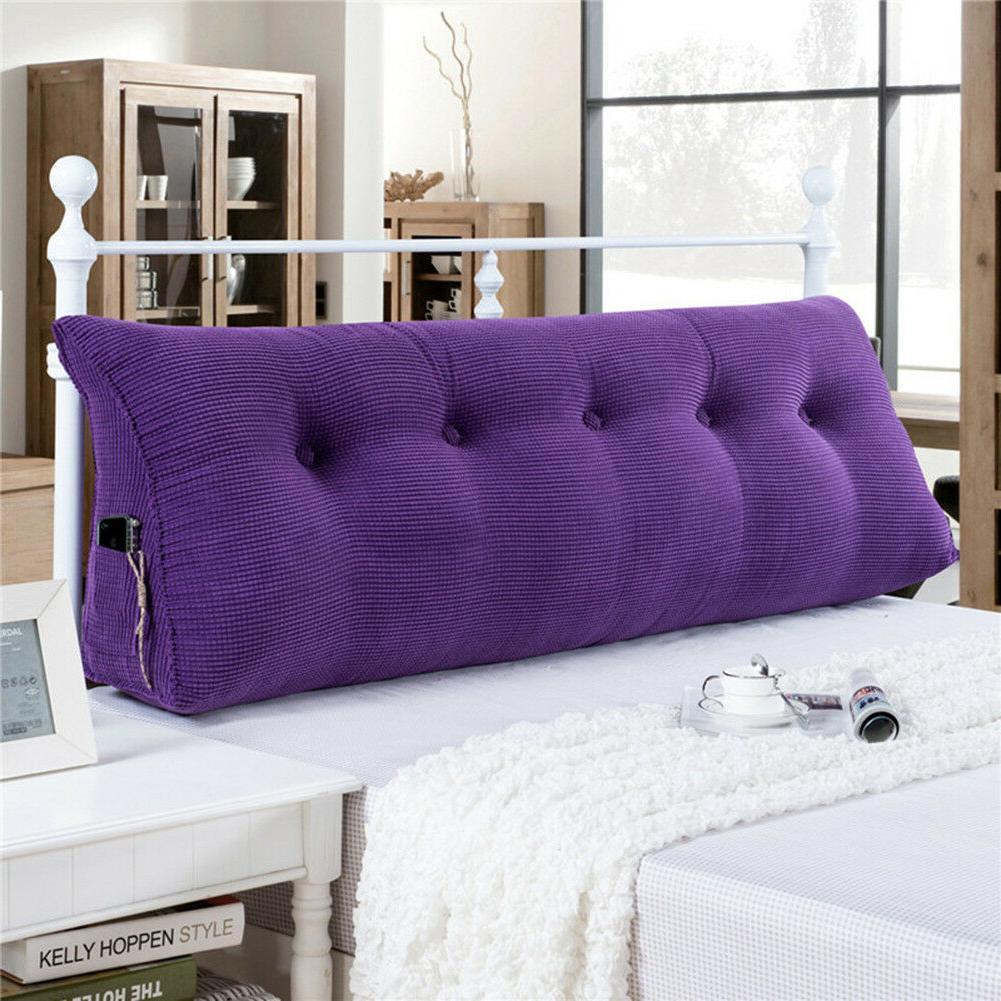Triangular Pillow Backrest Soft
