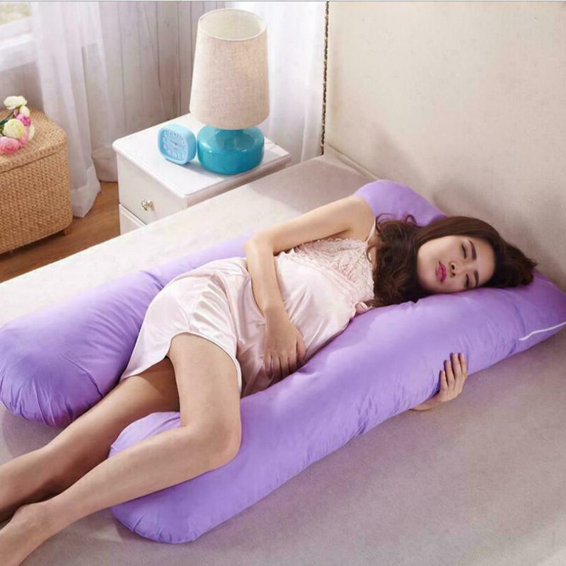 U/C-Shape Pregnancy Pillow Full Maternity & F