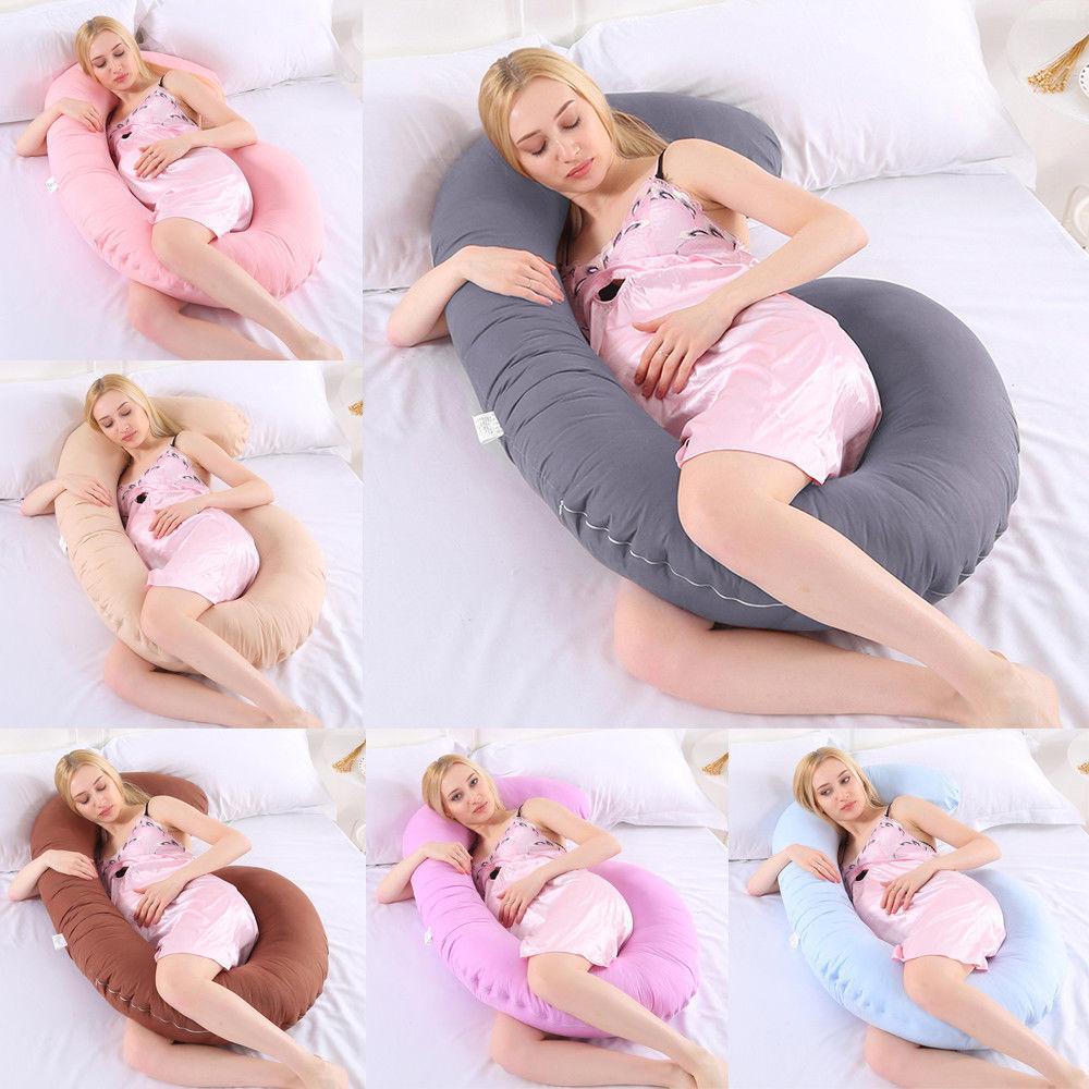 U Shape/C Shape Pregnancy Pillow-Full Maternity Pregnant