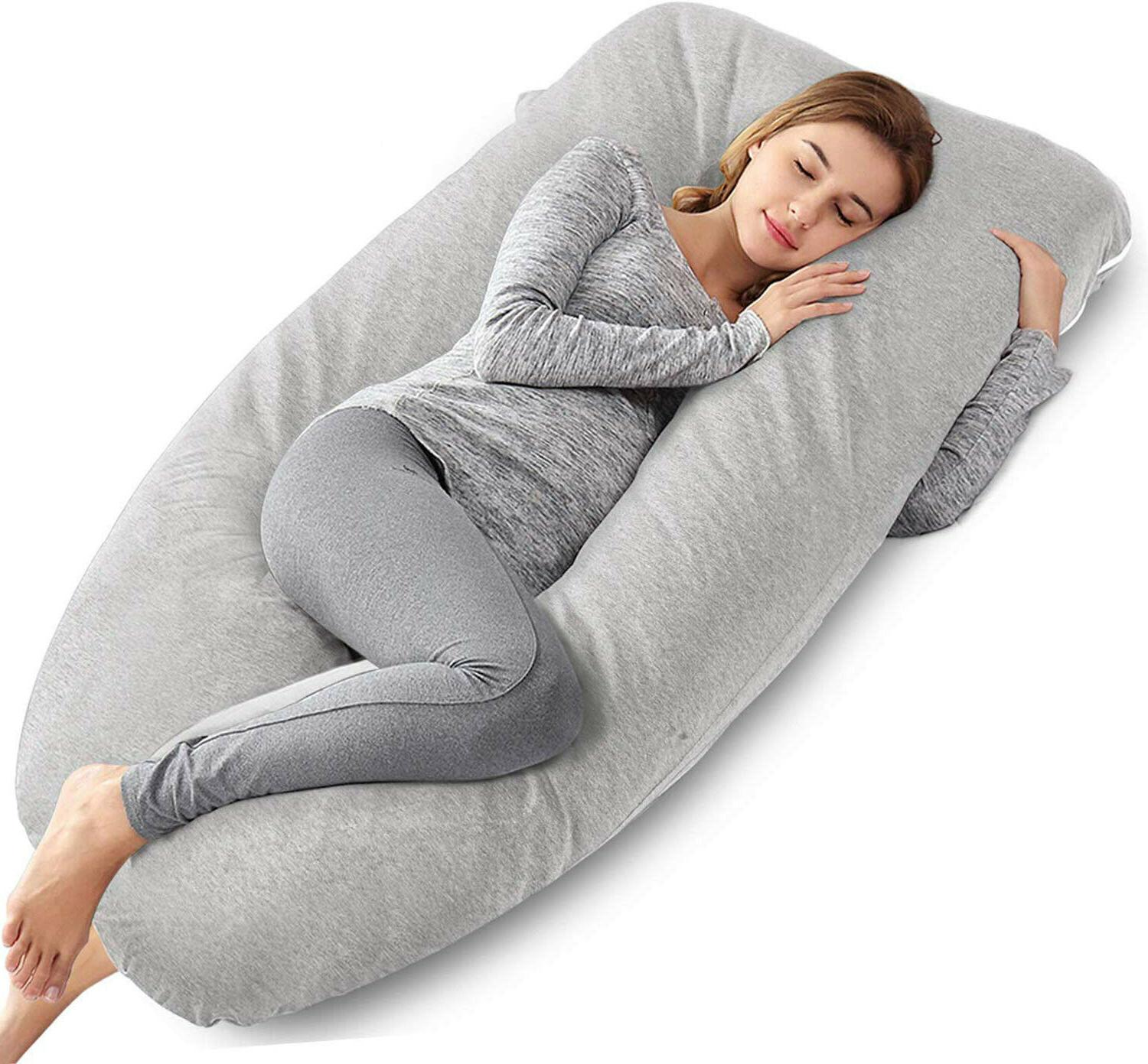 u shape full body pregnancy maternity pillow