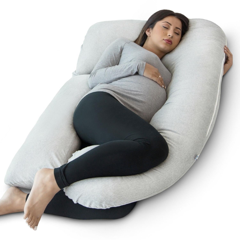 PharMeDoc U-Shape Pregnancy Pillow